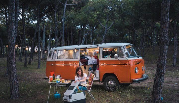 Camper-Traum erfüllt – Martina Bisaz über Vanlife im VW T2