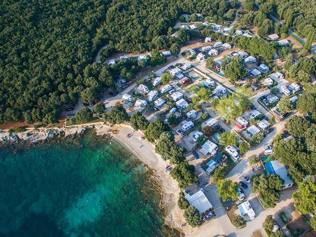 herbst reiseziele camping porto sole kroatien