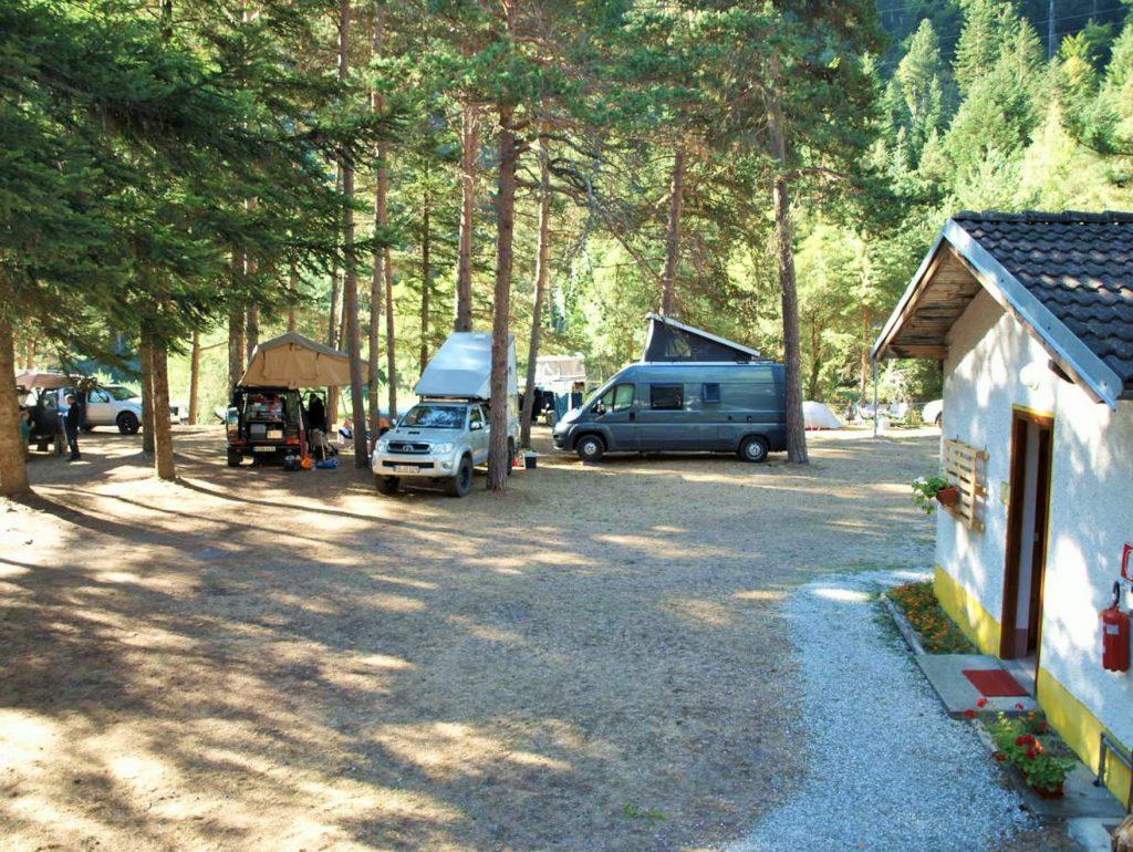 reiseziele herbst camping valle maria piemont