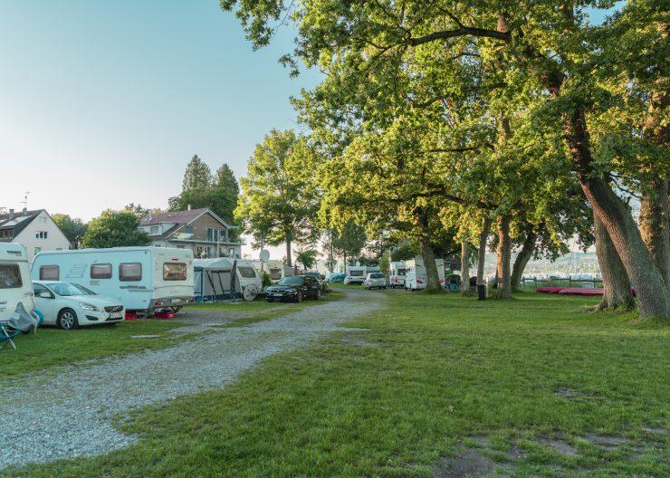 Bodensee Camping Fliesshorn