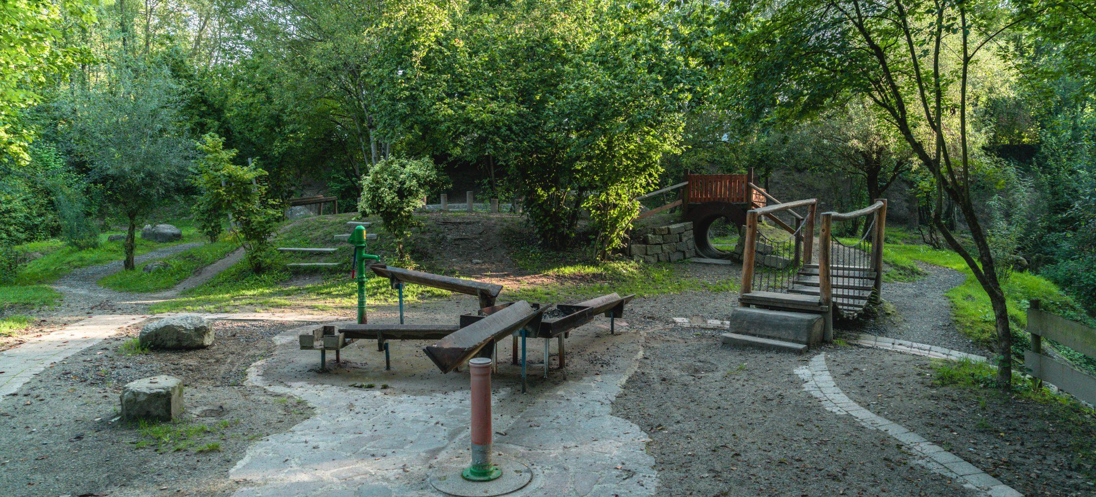 Bodensee Gitzenweiler Spielplatz
