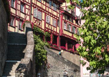 Bodensee Meersburg Altstadt