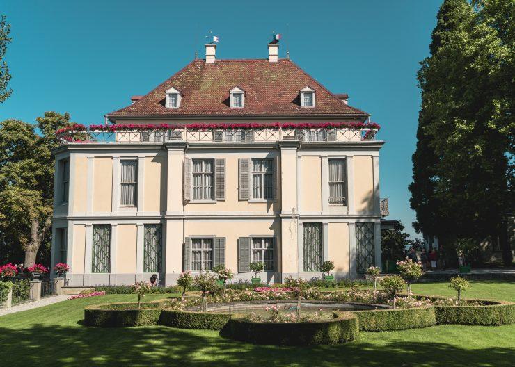Bodensee Schloss Arenenberg Museum