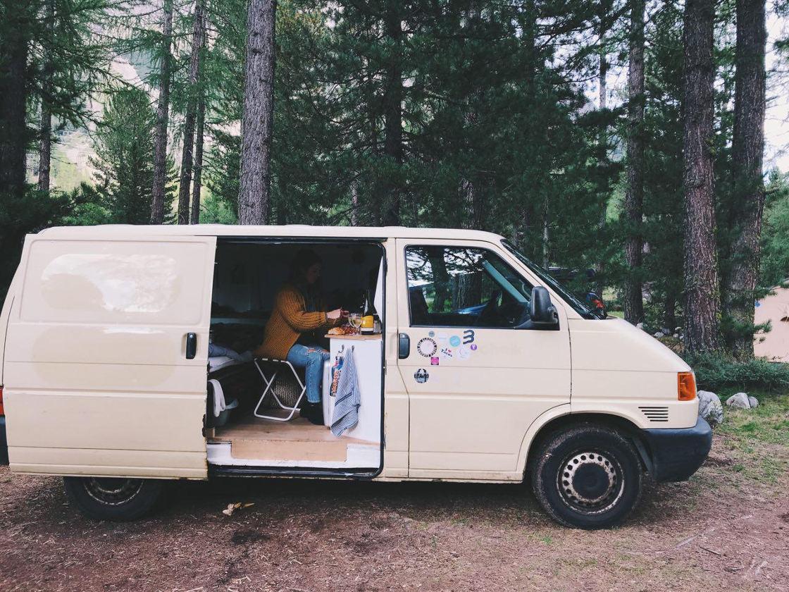 3 Tage im Engadin – Camperferien zu zweit
