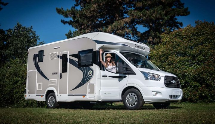 mycamper the luxury one chausson