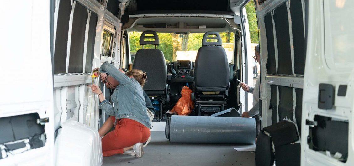 pimp my camper bus putzen umbau armaflex isolation e1582799336554
