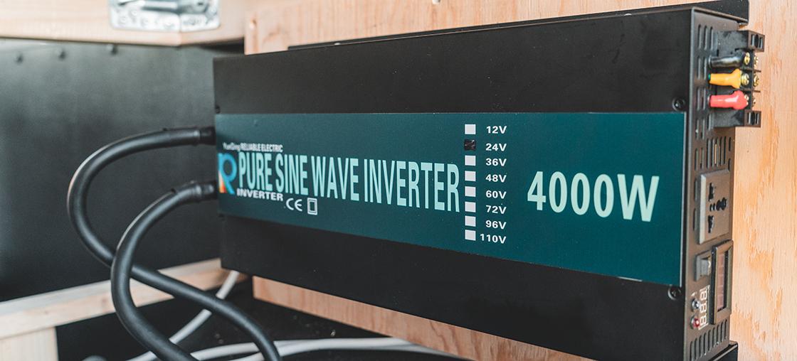 pure sine wave inverter 4000 watt 24 volt