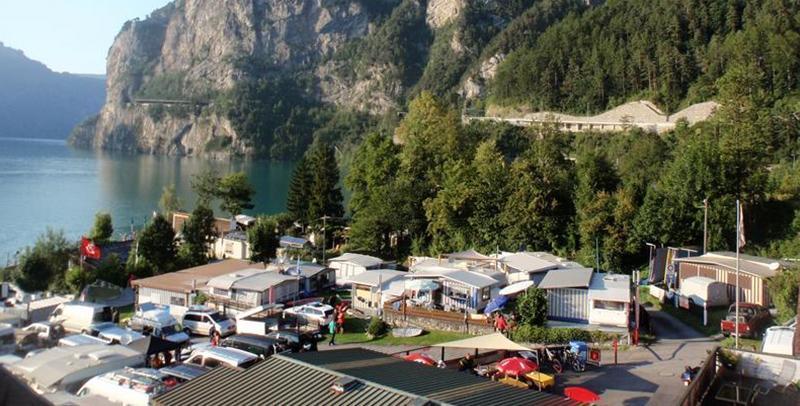 camping lac des quatre cantons urnersee