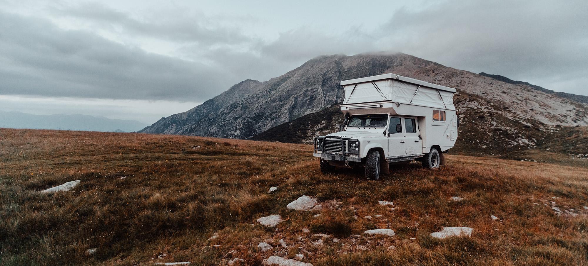 Ist Wildcamping in der Schweiz erlaubt?