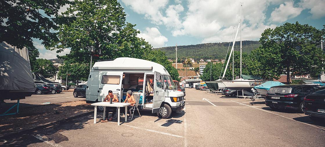 camping parkplatz schweiz