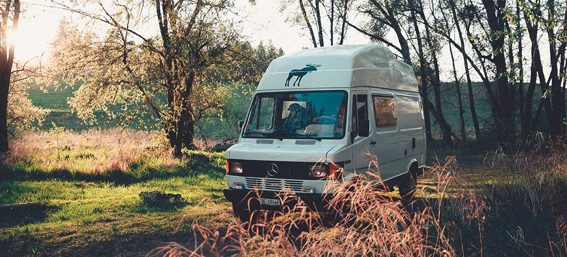 finnisches mammutli mercedes bus campen