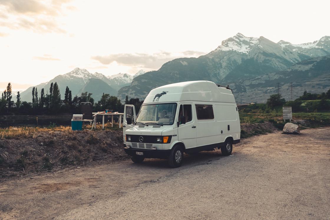 Vanlife – Das Leben als Campernomade