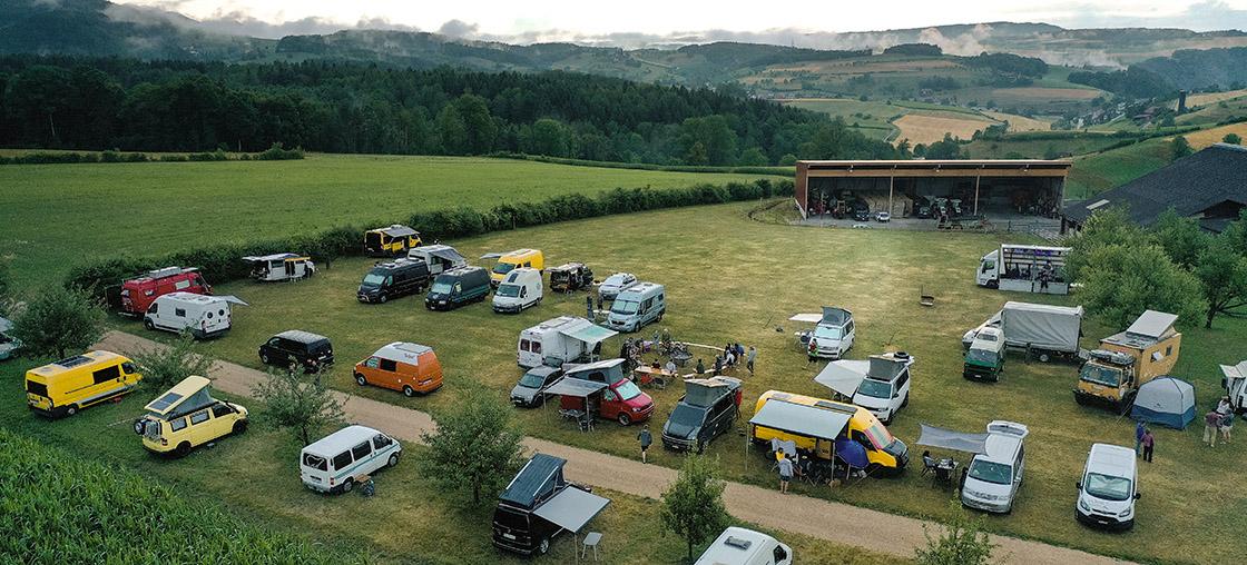 Wiedereröffnung Campingplätze – Das gibts zu beachten