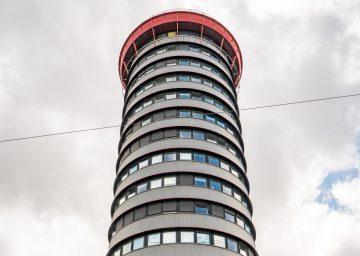 Espacité-Turm La Chaux de Fonds - Kanton Jura