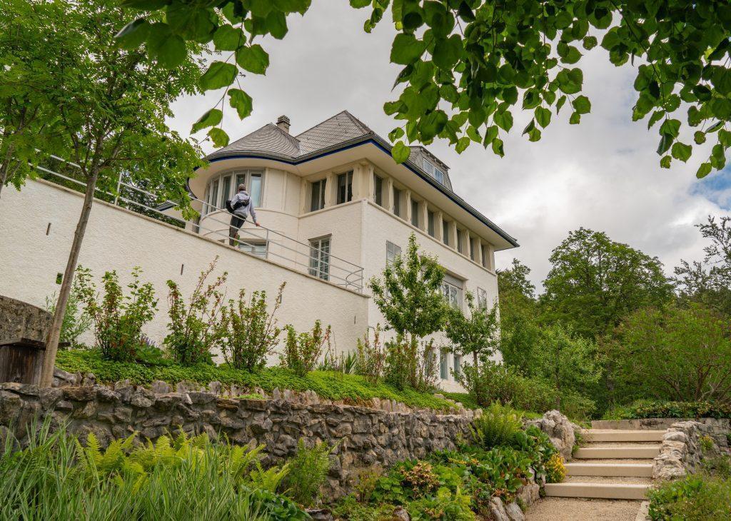 Maison Blanche in la Chaux de Fonds - Kanton Jura