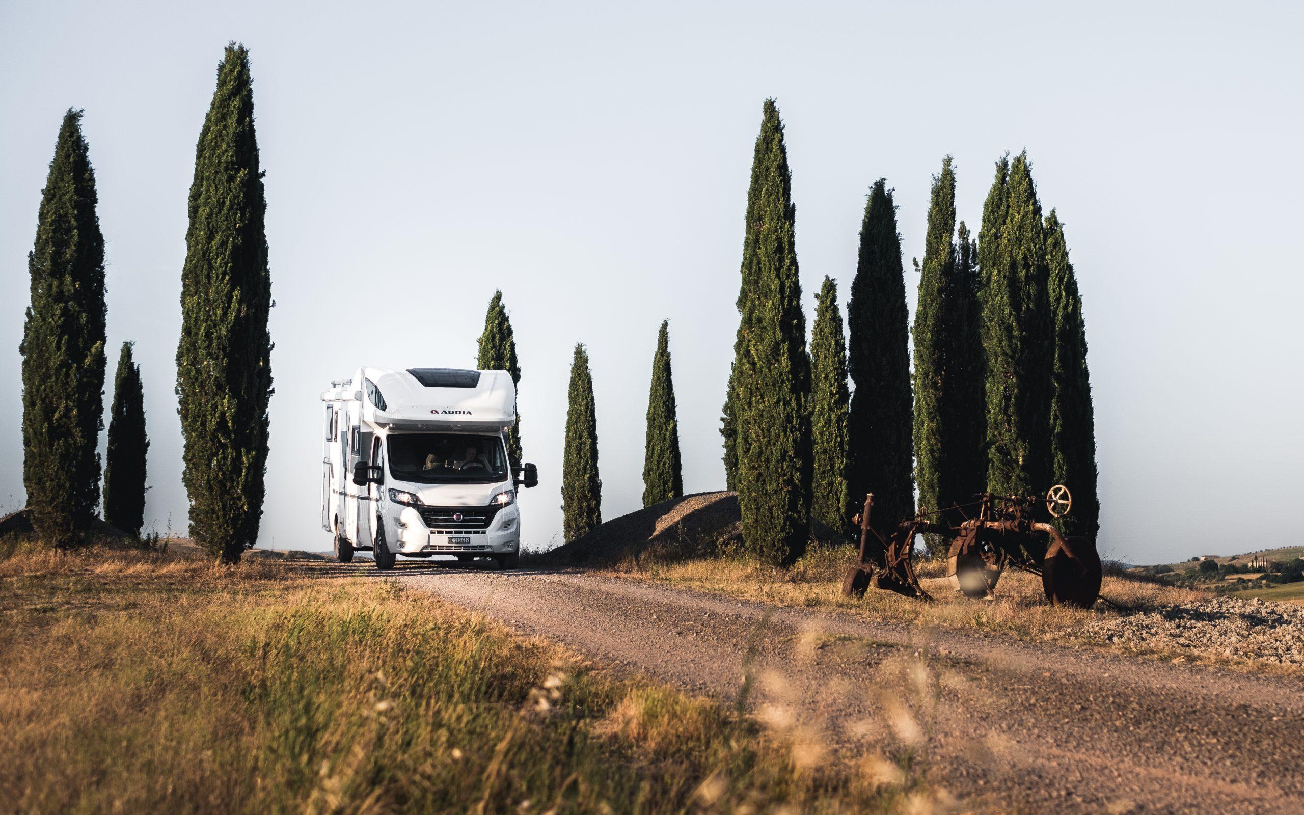 Roadtrip Toskana – 7 Tage mit dem Wohnmobil unterwegs