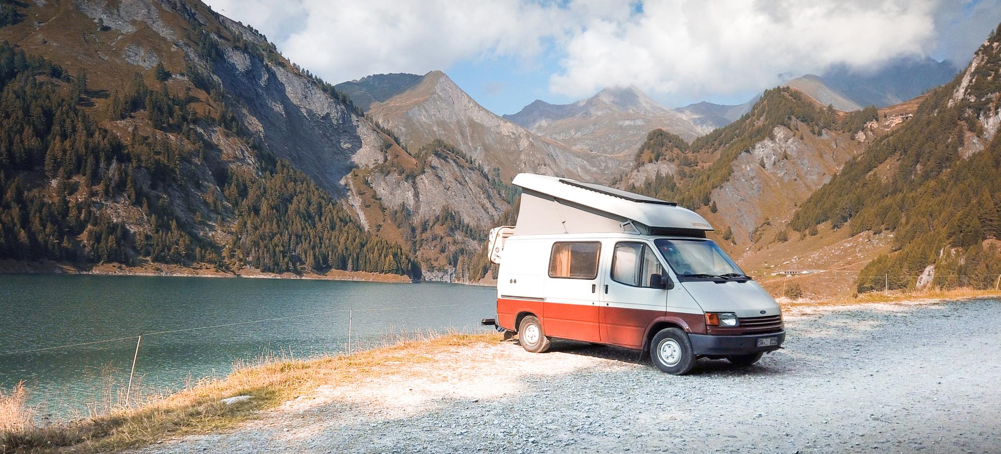 Die 10 schönsten Schweizer Campingplätze für die Herbstzeit
