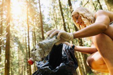 Abfall beim Campen: Bewusst unterwegs