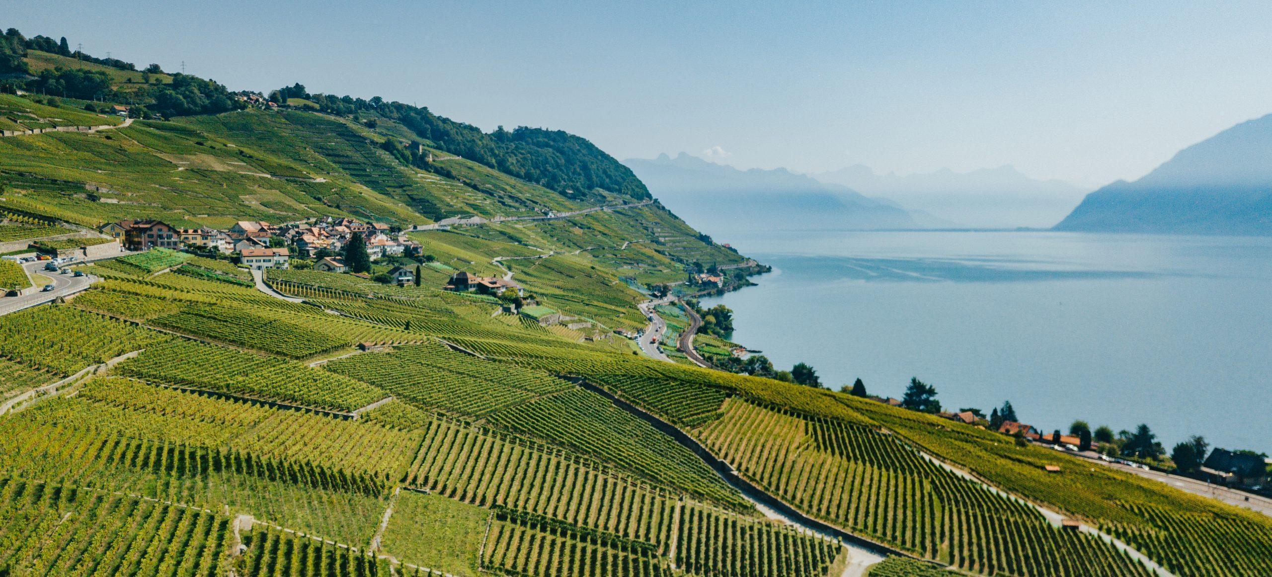 Camping am Genfersee – Der Guide für Montreux Riviera