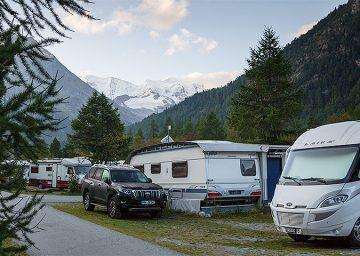 morteratsch camping