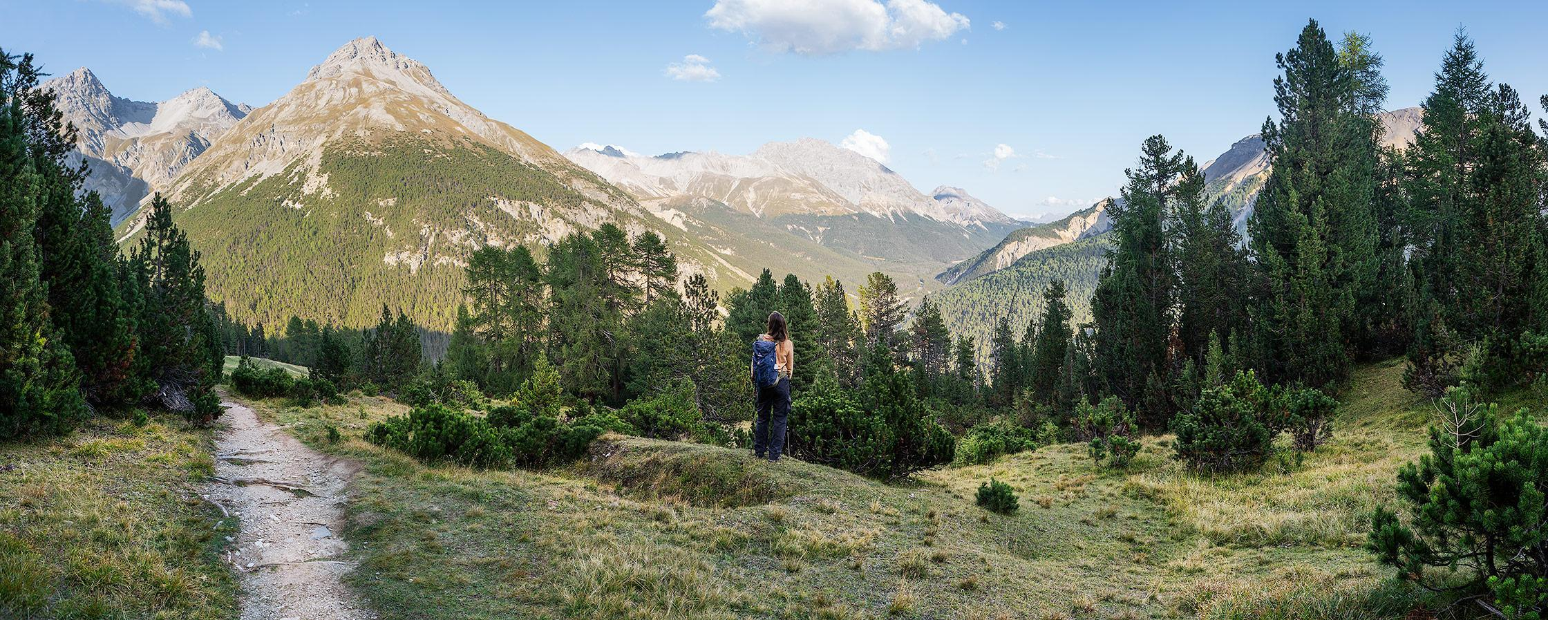 Camping Guide Engadin