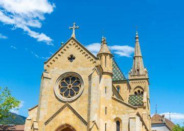 stiftskirche schliss neuenburg scaled
