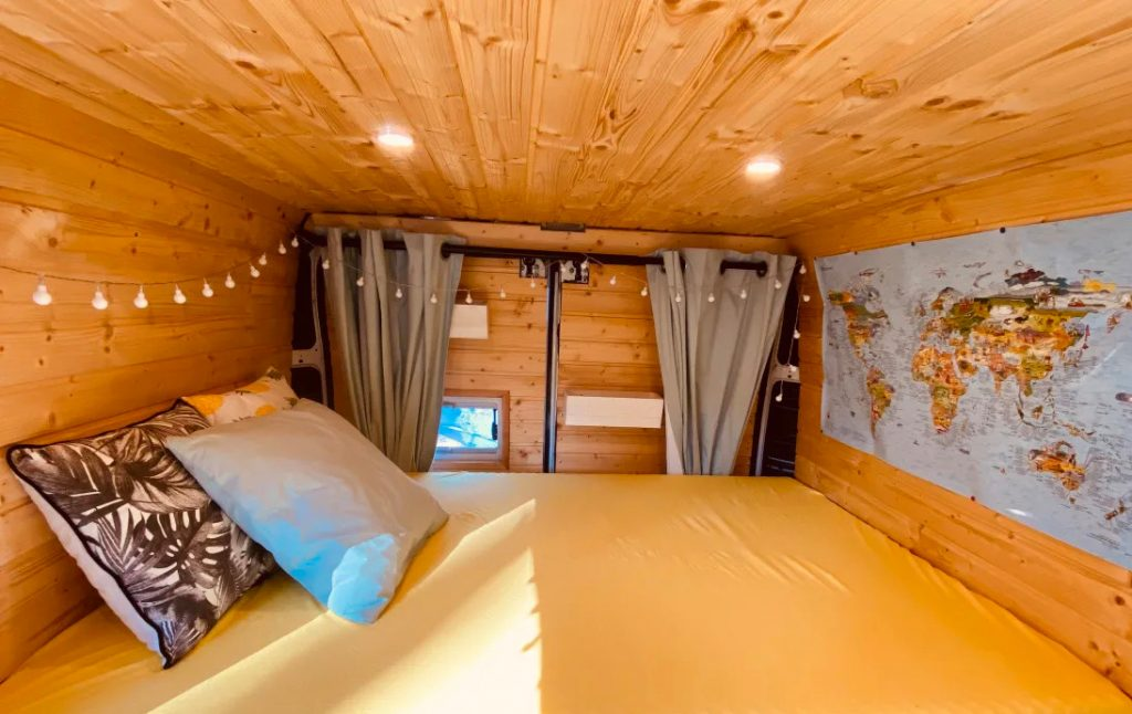 camper ausbau schweiz claudia und nabils campingbus
