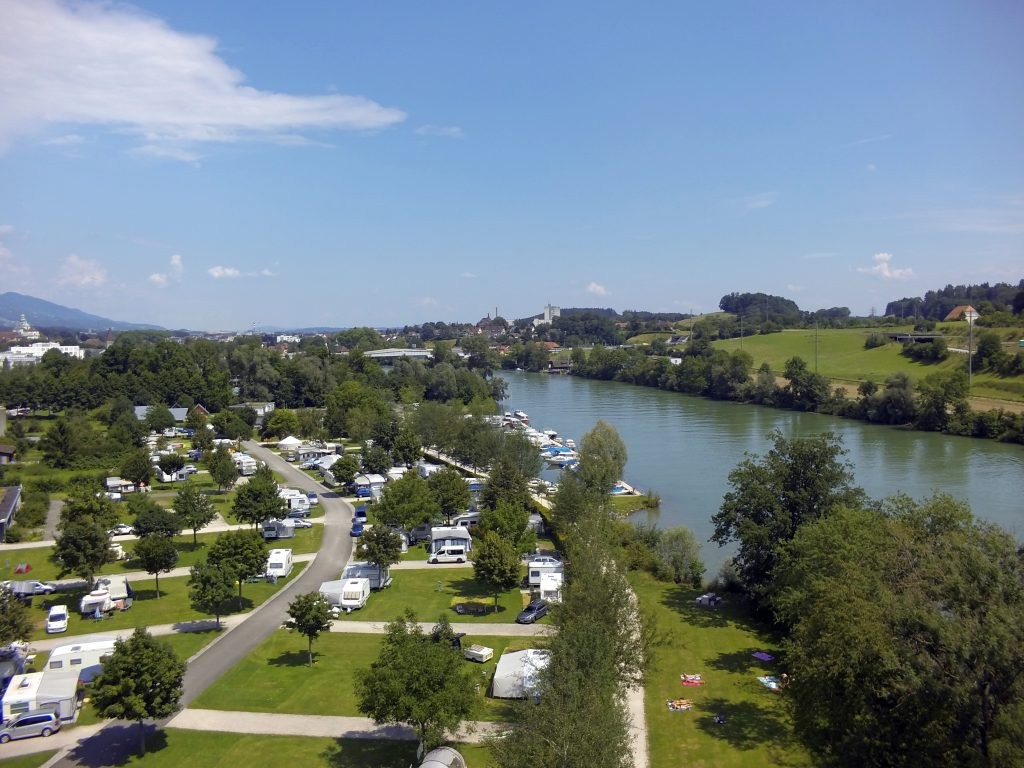 camping ostern solothurn