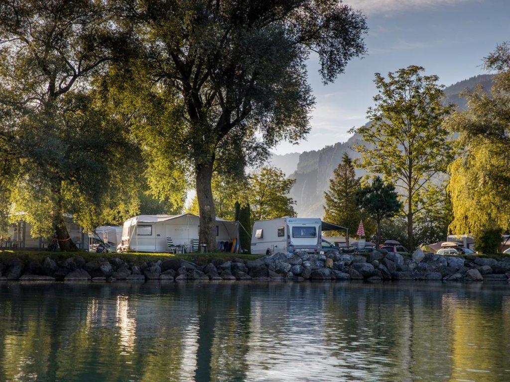 campingplaetze fuer kinder campingplatz aaregg