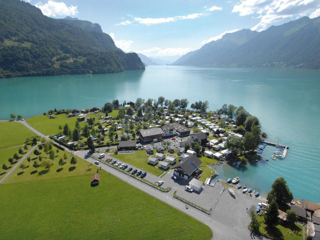 familiencamping schweiz campingplatz aaregg