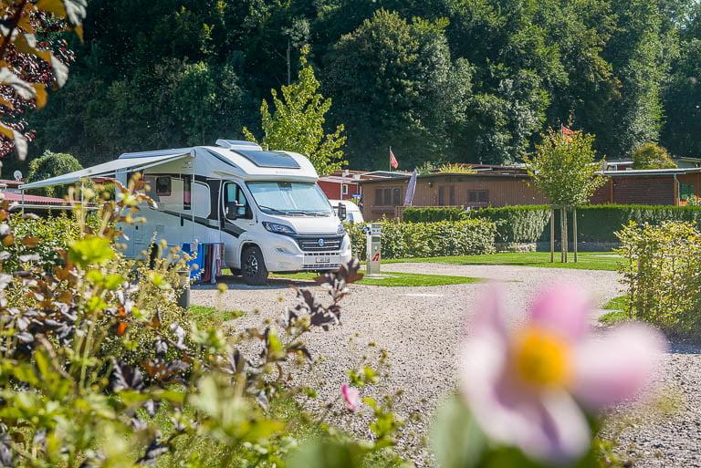 familiencamping schweiz campingplatz huettenberg