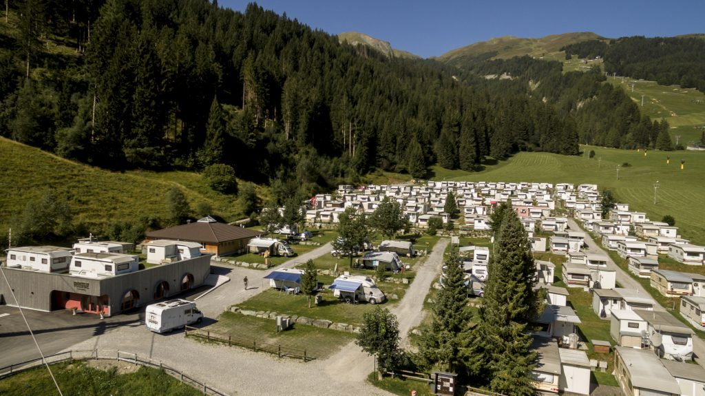 familiencamping schweiz campingplatz pradafenz