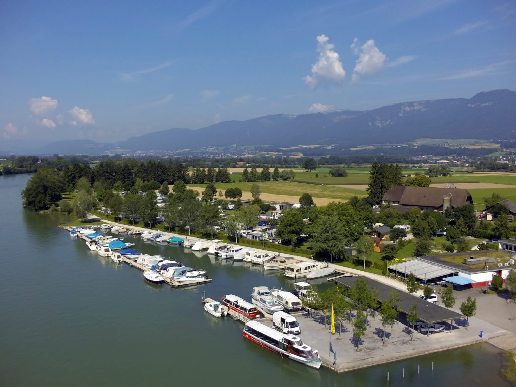 solothurn camping ostern
