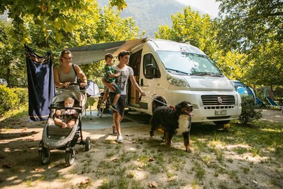 camping ticino paradiso