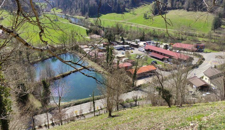 Kurze Auszeit im Schweizer Jura