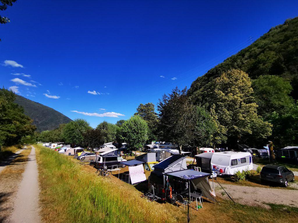 camping tessin melezza