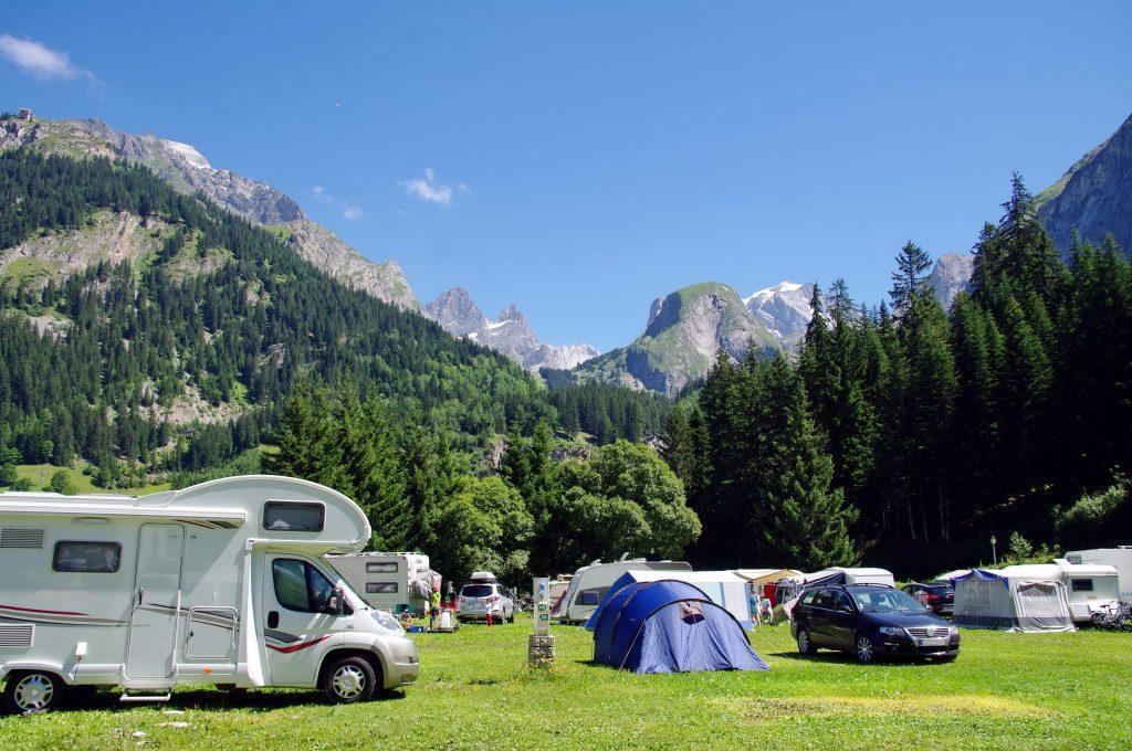 camping und corona camping auf campingplatz