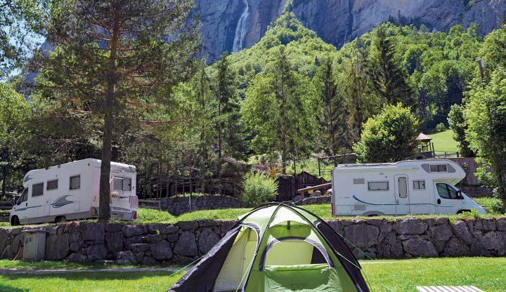 camping und corona camping jungfrau