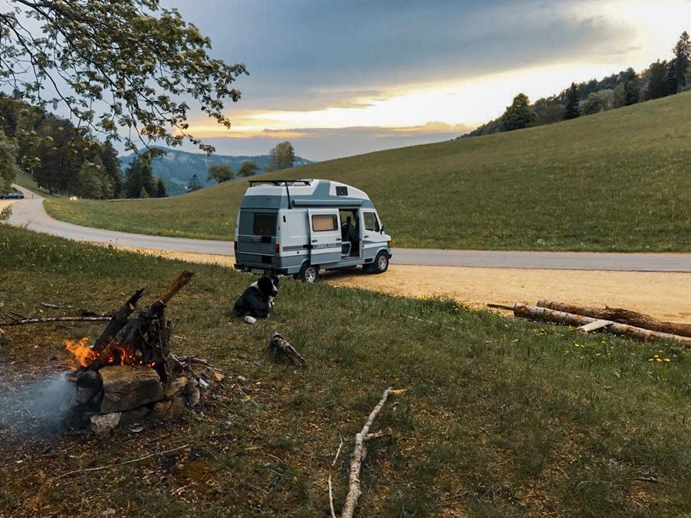 camping und corona wildcamping wahrend covid