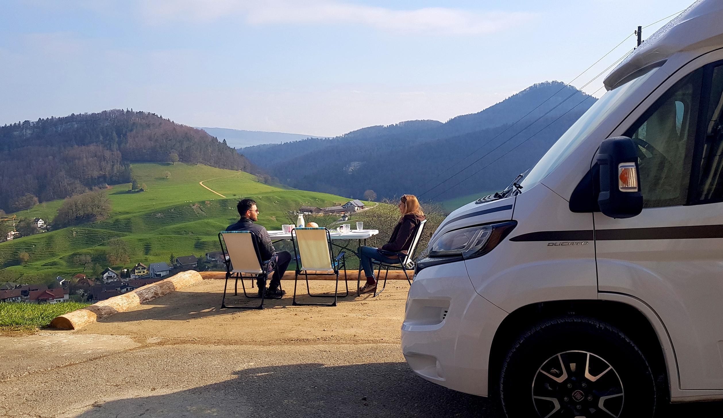 Haselhof in Bärschwil – Camping auf dem Bauernhof