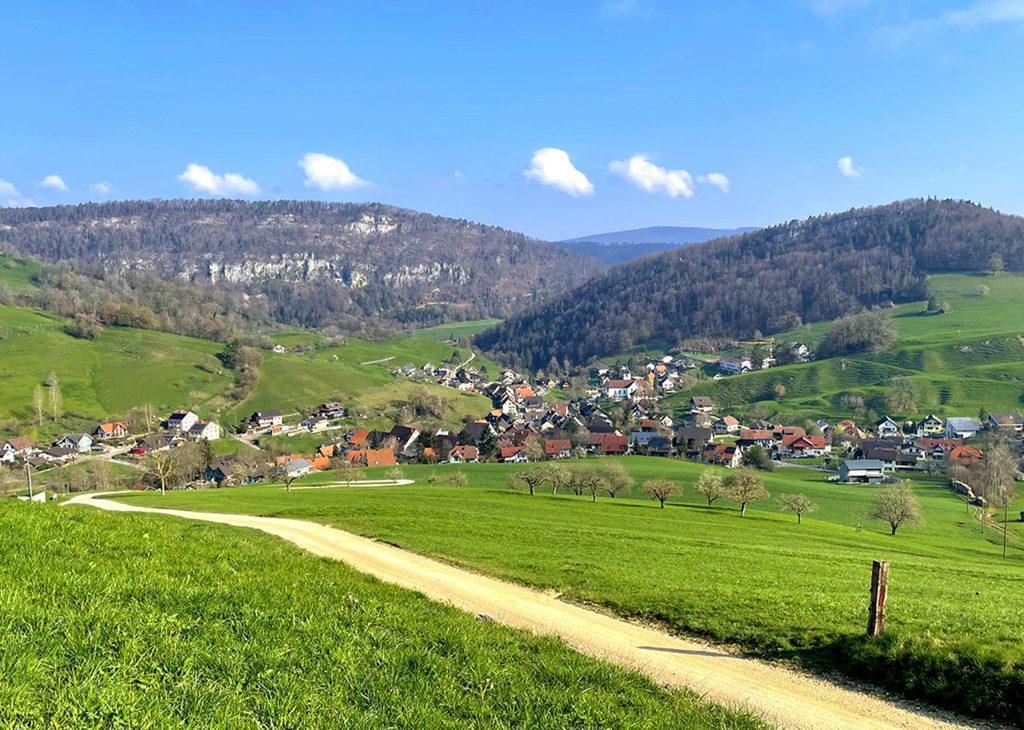 bauernhofcamping schweiz landschaft