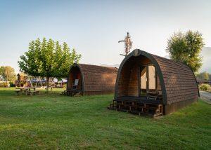 glamping camping les grangettes