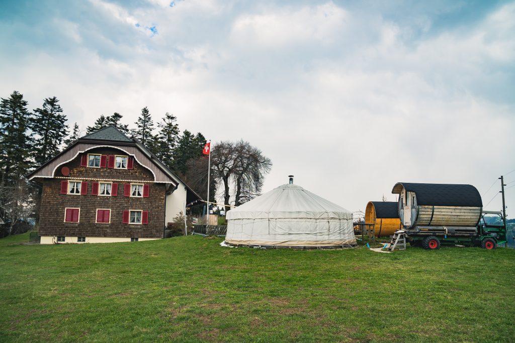 nomady napfgebiet bauernhof