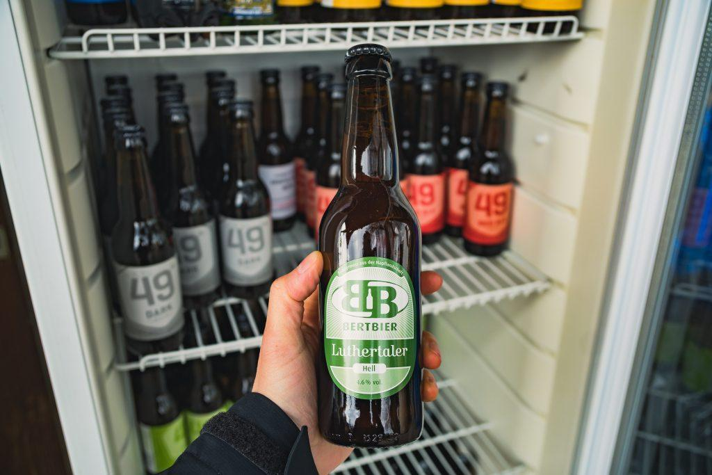 nomady napfgebiet bier