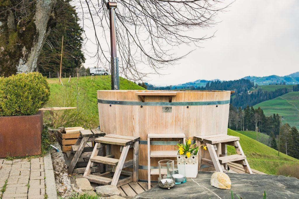 nomady napfgebiet hot tub