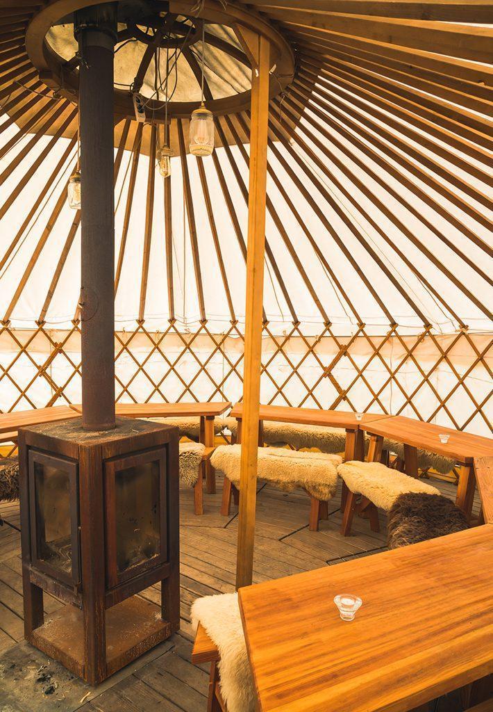 nomady napfgebiet jurte