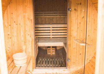 nomady napfgebiet sauna
