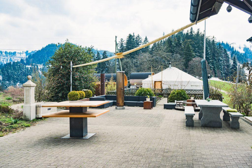 nomady napfgebiet sitzplatz