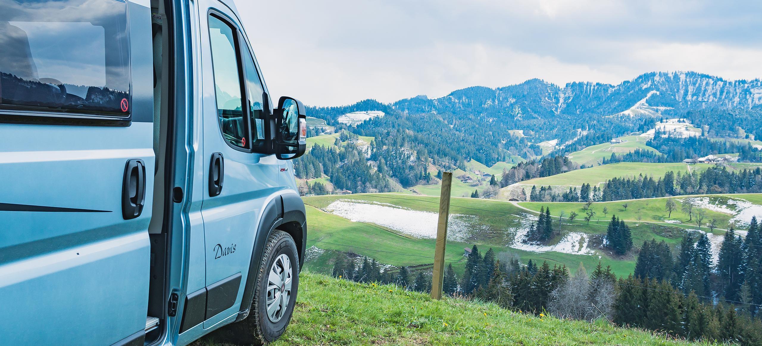 Les campings sont complets ? Voici les alternatives pour camper en Suisse