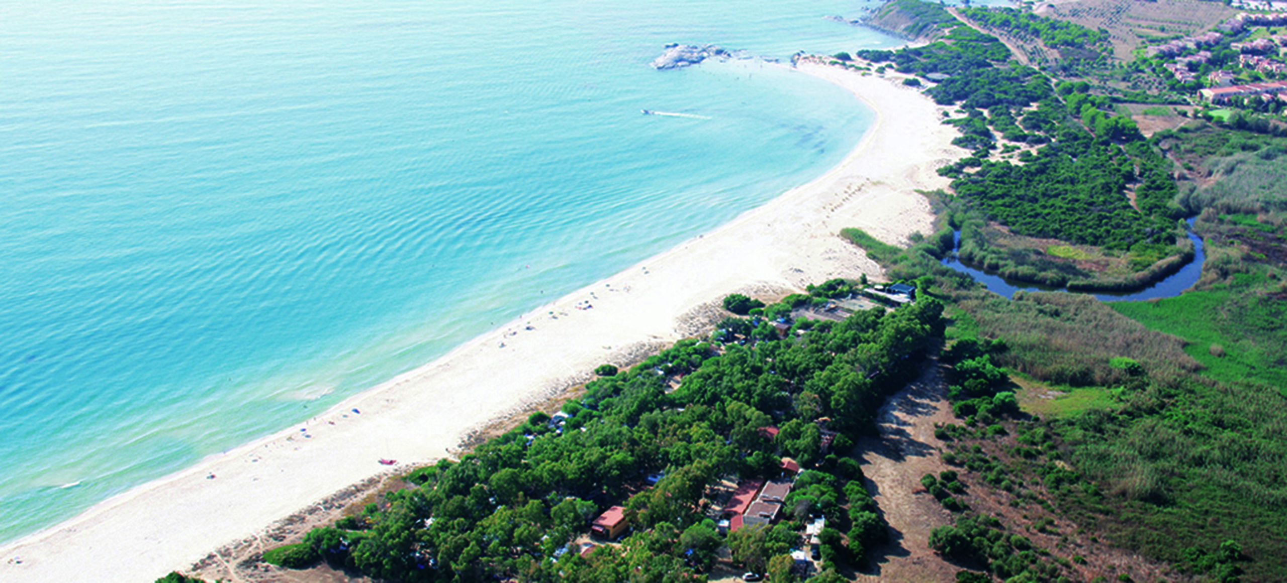 Camping Italien – die schönsten Campingplätze am Meer